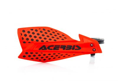 ACERBIS X-ULTIMATE HANDGUARDS RED/BLACK