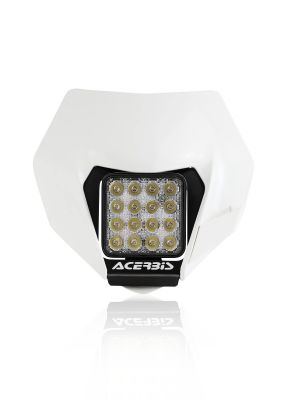 ACERBIS WHITE LED HEADLIGHT VSL UNIVERSAL FIT