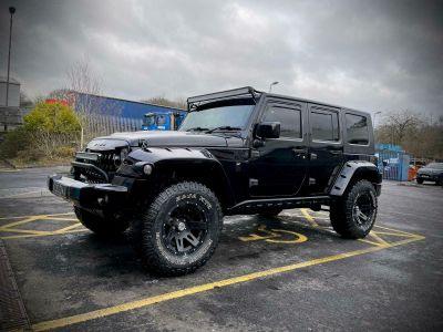 Jeep Wrangler Kahn Edition - Mega Spec!