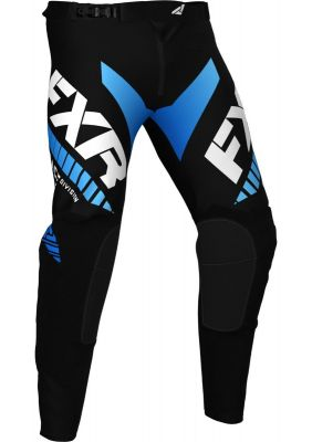 FXR 2021 REVO MX PANT BLACK/BLUE