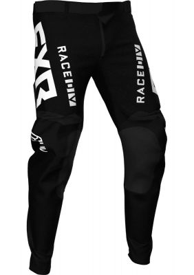 FXR 2021 PODIUM MX PANT BLACK/WHITE
