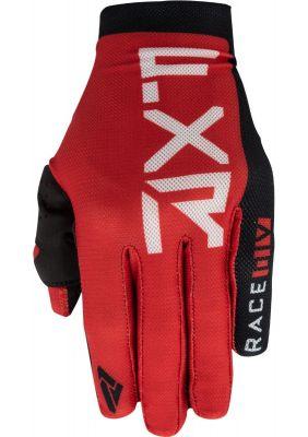 FXR 2021 SLIP-ON AIR MX GLOVE RED/BLACK/WHITE