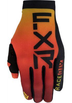 FXR 2021 SLIP-ON AIR MX GLOVE INFERNO/BLACK