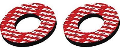 RFX Sport Grip Donuts Pair - RED