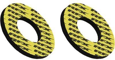 RFX Sport Grip Donuts Pair - YELLOW