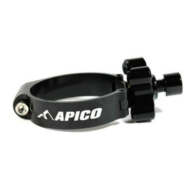 APICO LAUNCH CONTROL HONDA/SUZUKI CR80/85 96-07, CRF150R 07-21, RM85 02-20 BLK (R) (48.9MM)