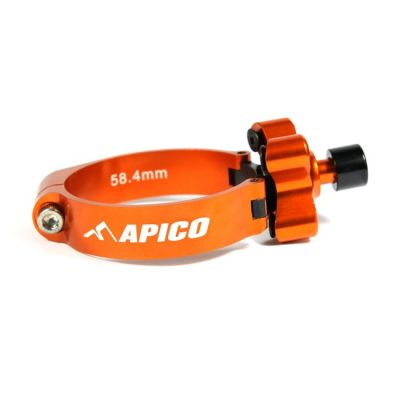 APICO LAUNCH CONTROL KTM/HQV/GAS/YAM SX/TC/MC50 12-21, SX/TC/MC65 02-21, YZ65 18-21 ORA (45.4MM)