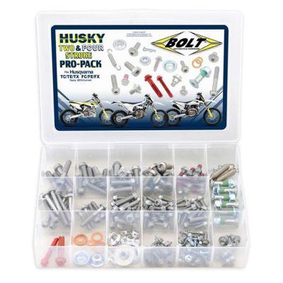 BOLT PRO PACK FASTNER KIT HUSKY TC/TE/TX/FC/FE/FX 50CC-501CC 14-19