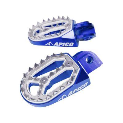 APICO FOOT PEG PRO-BITE KTM/HUSKY SX/TC50-65>20, SX/SX-F/FC >15, EXC/EXC-F/FE>16 (BETA/SHER/GAS>20)
