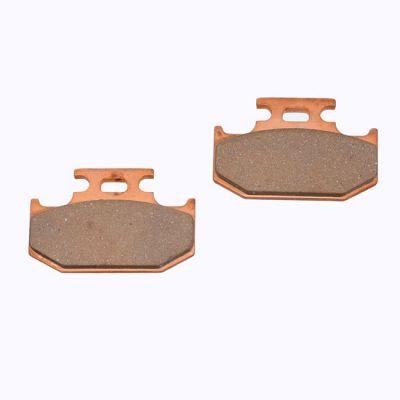 APICO BRAKE PADS 001 K1 ( REAR SUZUK RM125/250 89-91 , YAMAHA YZ125/250 90-91 , KAWASAKI  KX125 89-94 KX250 89-84 KX500 89-95 )