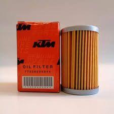 GENUINE KTM/HUSQVARNA OIL FILTER KTM/HUSKY SX-F250 06-12, SX-F450 13-15, EXC-F250 07-11, FE/FC450 14-16 1ST FILTER