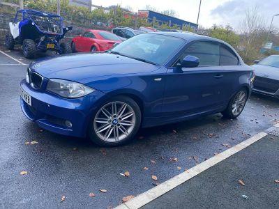 BMW 118D M SPORT 2010