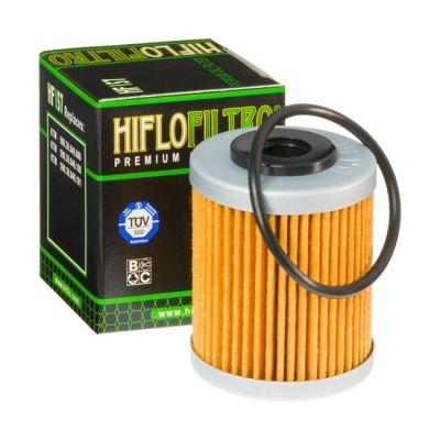 HIFLO OIL FILTER KTM 4T SX400-525 99-06, EXC250-525 99-08, ATV 08-11,BETA 250-525RR 05-09 2ND FILTER SHORT
