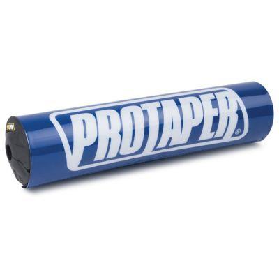 "PRO TAPER 8"" ROUND BAR PAD - RACE BLUE"
