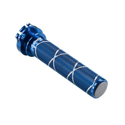 APICO THROTTLE SLEEVE ALLOY KTM/HUSKY SX-F/FC250-450 16-20, EXC-F/FE 17-20, EXC150-300TPI 18-20 BLUE